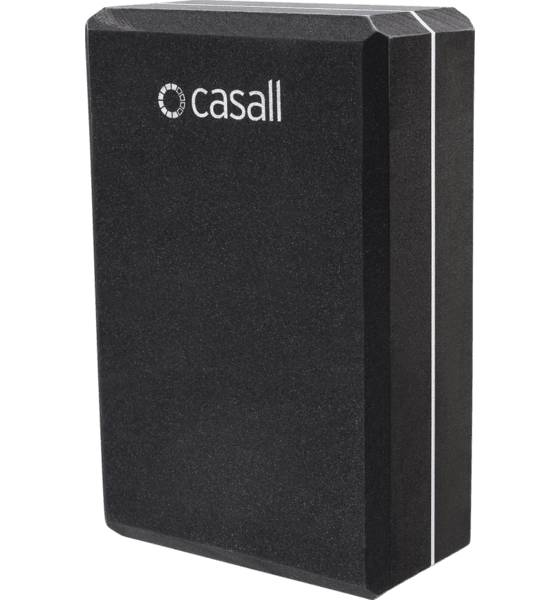 Casall Treenivarusteet Casall Yoga Block BLACK/WHITE (Sizes: No Size)