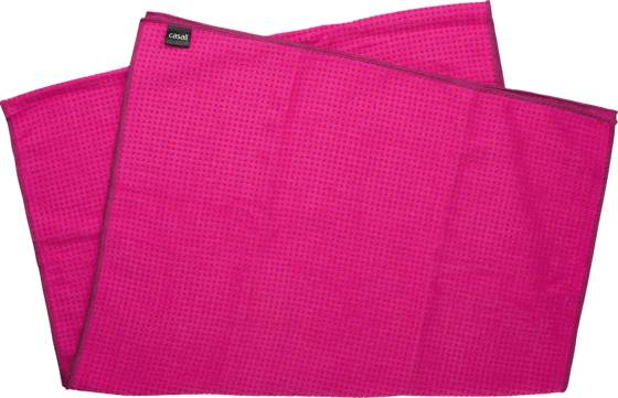 Casall Treenivarusteet Casall Yoga Towel PINK (Sizes: One size)