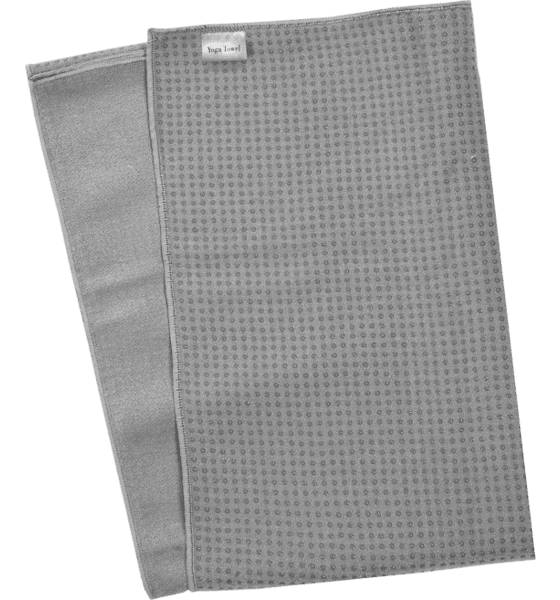 Casall Treenivarusteet Casall Yoga Towel LIGHT GREY (Sizes: One size)