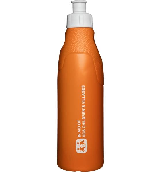 Stadium Sos Bottle 0,5l Treenitarvikkeet ORANGE/WHITE (Sizes: No Size)