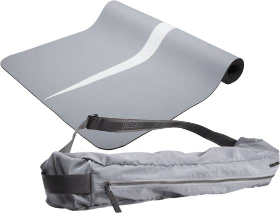 Casall Treenivarusteet Casall The Yogi Mat & Bag SILVER (Sizes: No Size)