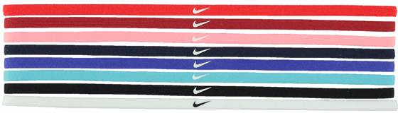 Nike W Skinny Hairb 8p Treenitarvikkeet LT CRIMSON/DARK CA (Sizes: One size)