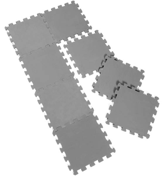 Casall Treenivarusteet Casall Floor Protection GREY (Sizes: One size)
