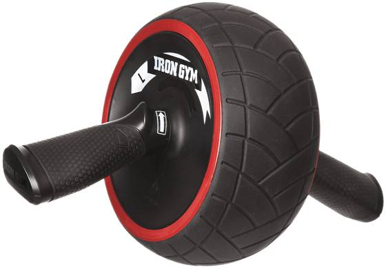 Iron Gym Treenivarusteet Iron Gym Speed Abs BLACK/RED (Sizes: One size)