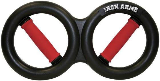 Iron Gym Treenivarusteet Iron Gym Iron Arms BLACK (Sizes: One size)