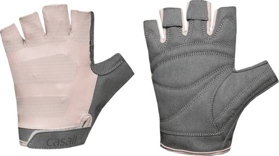 Casall W Exercise Glove Treenitarvikkeet LUCKY PINK/GREY (Sizes: XS)