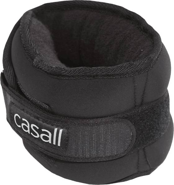 Casall Treenivarusteet Casall Ankle Weight 1x3kg BLACK (Sizes: No Size)