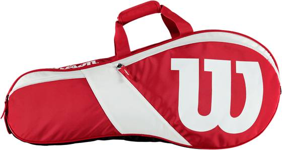 Wilson Laukut Wilson New Match 6pk Bag RED/WHITE (Sizes: One size)