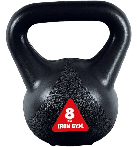 Iron Gym Treenivarusteet Iron Gym Kettlebell 8kg BLACK (Sizes: One size)