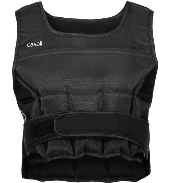 Casall Treenivarusteet Casall Weight Vest 8kg BLACK (Sizes: One size)