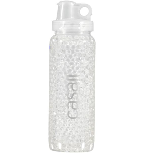 Casall Keep Cold Yoga Bottle 0.3l Treenitarvikkeet WHITE (Sizes: One size)