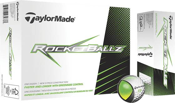 Taylor Golfpallot Taylor Made Rocketballz Dz WHITE (Sizes: No Size)