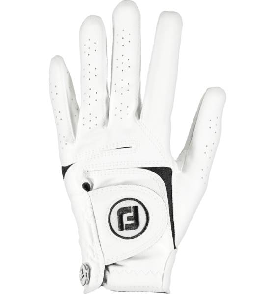 Footjoy Weathersof Llh Golfhanskat WHITE (Sizes: M)
