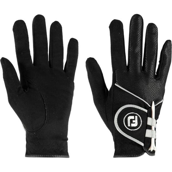 Footjoy Raingrip M Pair Golfhanskat BLACK (Sizes: S)