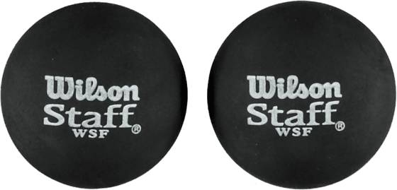 Wilson Squash Wilson Staff Ball YELLOW (Sizes: One size)