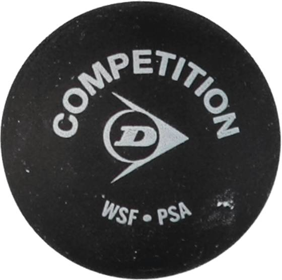 Dunlop Pallot Dunlop Competition Ball GREY (Sizes: One size)
