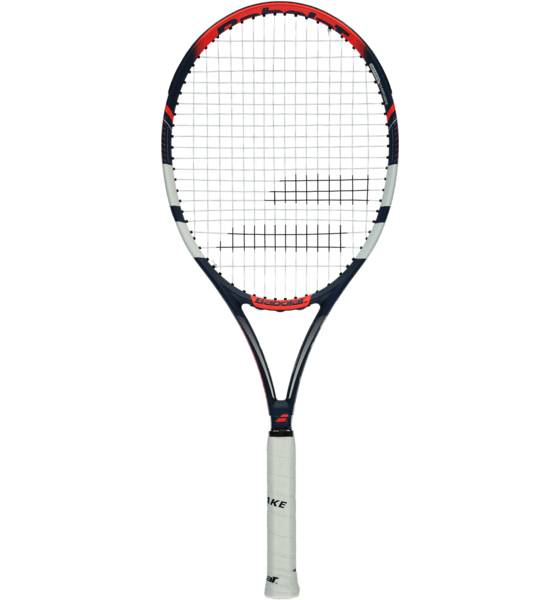 Babolat Pulsion 102 Tennis BLUE/RED/WHITE (Sizes: 1)