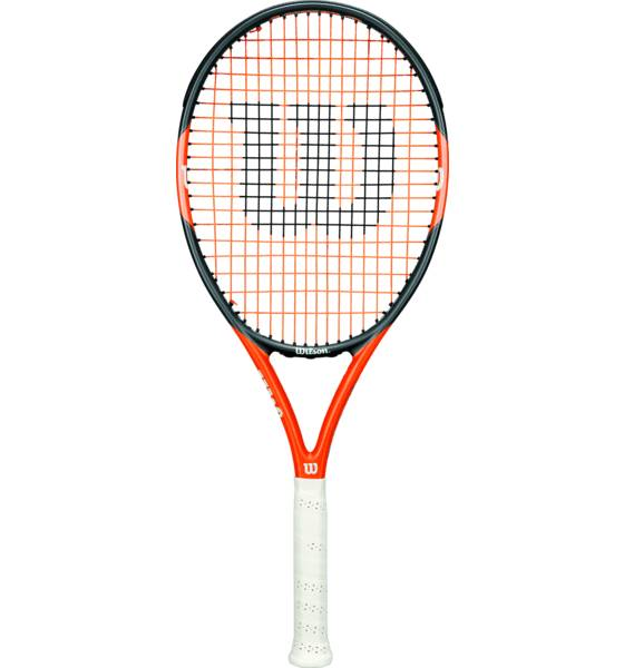 Wilson Tennismailat Wilson Nitro Team 105 ORANGE/GREY (Sizes: 3)