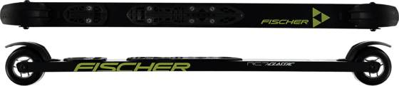Fischer Rullasukset Fischer Rc7 Classic Nis BLACK/YELLOW (Sizes: One size)