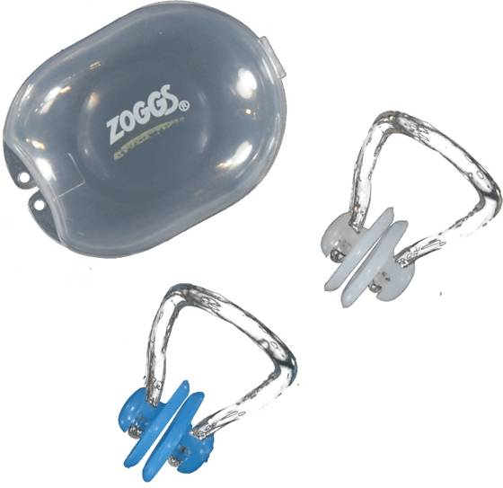 Zoggs Nose Clip Uintitarvikkeet CLEAR (Sizes: One size)