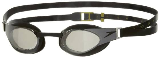 Speedo Uintitarvikkeet Speedo Fastskin Elite Mirror BLACK/SMOKE (Sizes: One size)