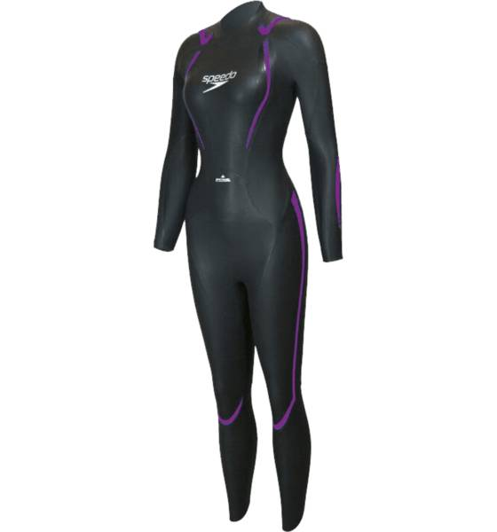 Speedo Märkäpuvut Speedo W Event Suit BLACK/PINK (Sizes: M)