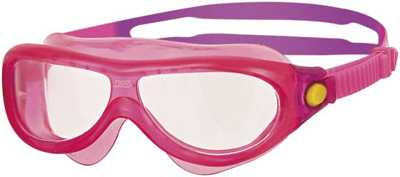 Zoggs Uintitarvikkeet Zoggs K Phantom Mask PINK/PURPLE/CLEAR (Sizes: No Size)