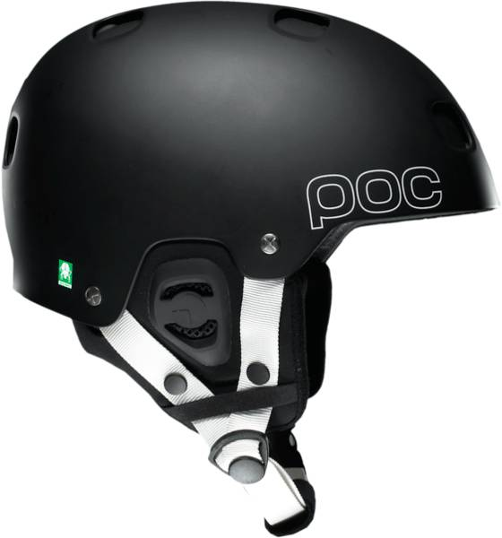 Poc Laskettelukypärät Poc Receptor Bug BLACK (Sizes: XL)