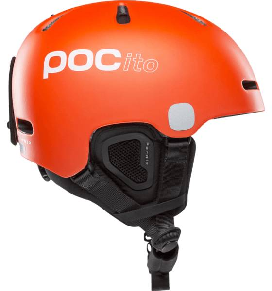 Poc Laskettelukypärät Poc Fornix Jr POCITO ORANGE (Sizes: M/L)