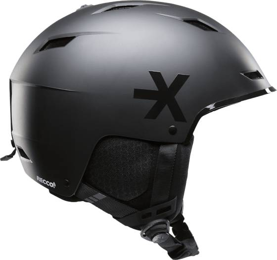 Everest Laskettelukypärät Everest U Ext Mips Helmet BLACK (Sizes: 56-58)