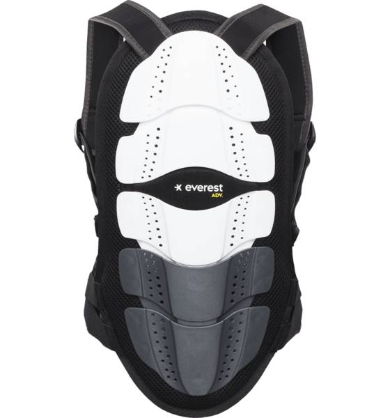 Everest Laskettelutarvikkeet Everest J Adv Backprotec BLACK/YELLOW (Sizes: XXXS)