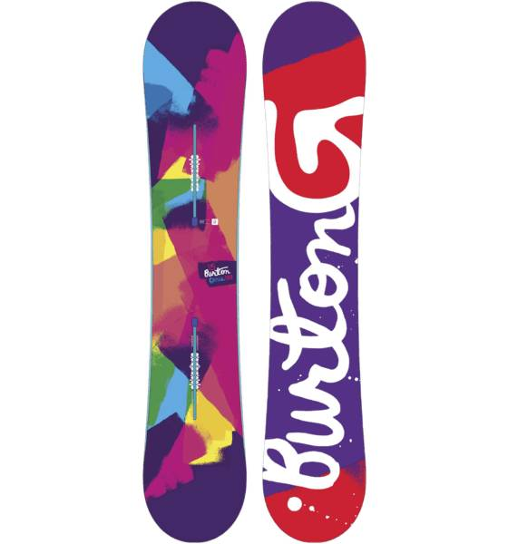 Burton Lumilaudat Burton W Genie -16 152 CM (Sizes: One size)