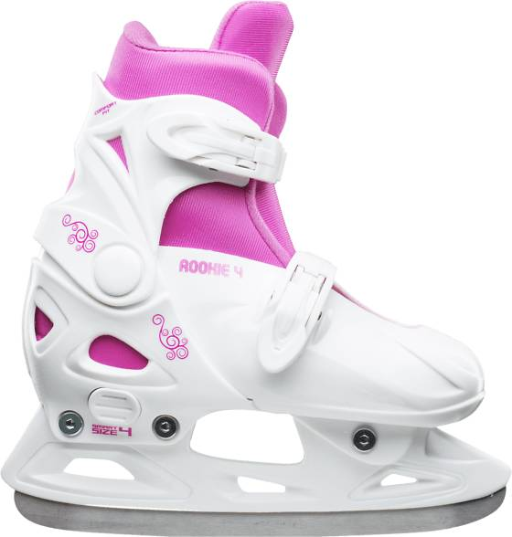 Revolution Leikit & pelit Revolution Rookie 4 Jr WHITE/PINK (Sizes: 26-29)