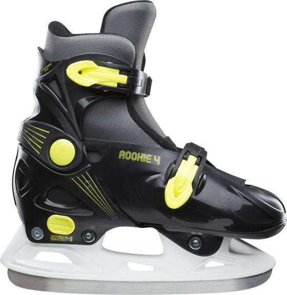 Revolution Leikit & pelit Revolution Rookie 4 Jr BLACK/GREEN (Sizes: 26-29)