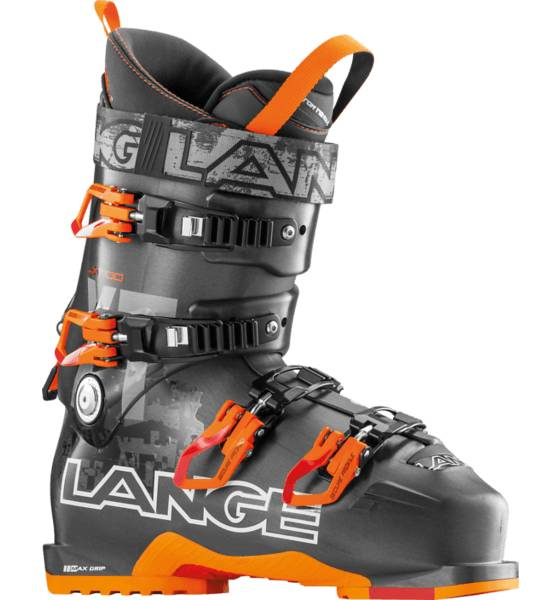 Lange Laskettelumonot Lange Xt 100 GREY/ORANGE (Sizes: 26.5)