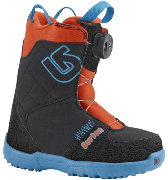 Burton Lumilautakengät Burton Jr Grom Boa WEBSLINGER BLUE (Sizes: 1)