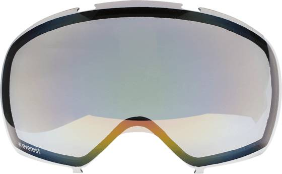 Everest Laskettelulasit Everest Spare Lens A G W SMOKED/RED MIRROR (Sizes: One size)