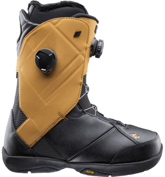 K2 Lumilautakengät K2 M Maysis Boa BROWN (Sizes: US 9)