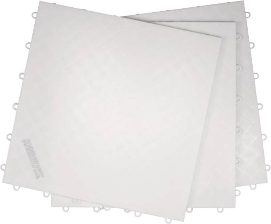 Mohawke Floor Tiles Extreme 10-pack Jääkiekkotarvikkeet WHITE (Sizes: No Size)