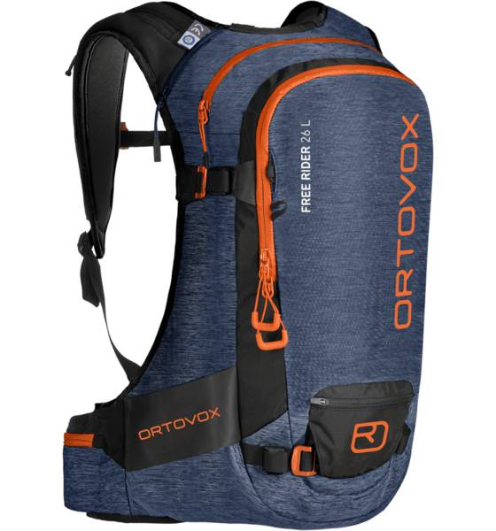 Ortovox Free Rider 26 L Reput NIGHT BLUE BLEND (Sizes: One size)