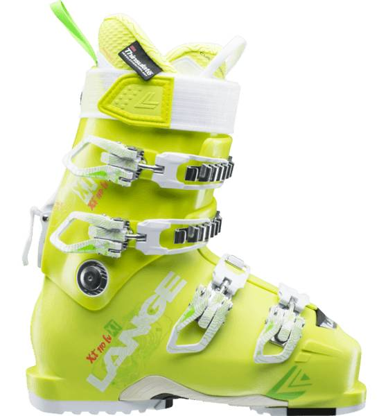 Lange Laskettelumonot Lange Xt 110 W Lv LIME/GREEN (Sizes: 22.5)