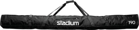 Stadium Laskettelutarvikkeet Stadium Alpine Skicover BLACK (Sizes: One size)