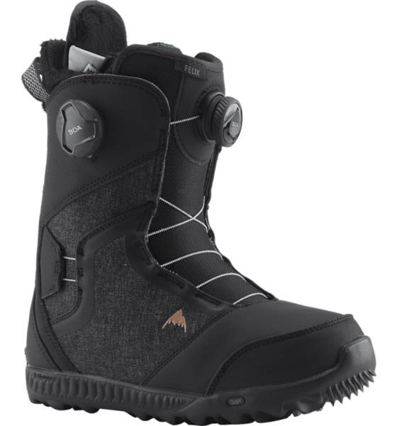 Burton Lumilautakengät Burton W Felix Boa BLACK (Sizes: US 7.5)