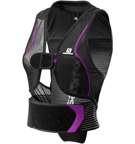 Salomon Laskettelutarvikkeet Salomon Bp Flexcell W BLACK/PURPLE (Sizes: M)