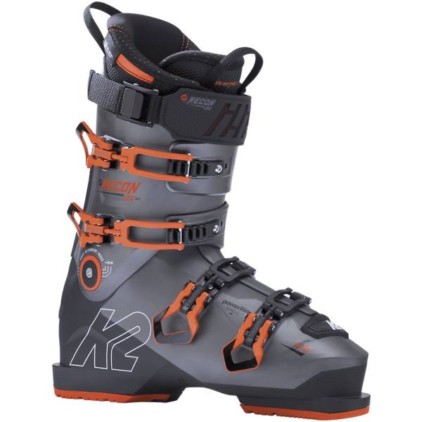 K2 Recon 130 Lv Laskettelumonot GREY/ORANGE (Sizes: 27.5)