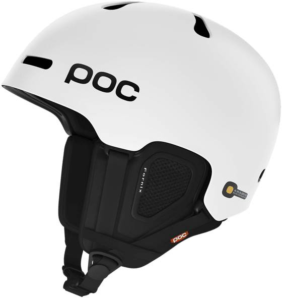 Poc Laskettelukypärät Poc Fornix MATT WHITE (Sizes: XL/XXL)