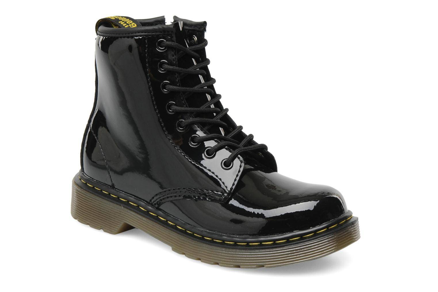 Dr. Martens - Juniors Delaney Lace boot by  -Nilkkurit Lapsille  / Musta
