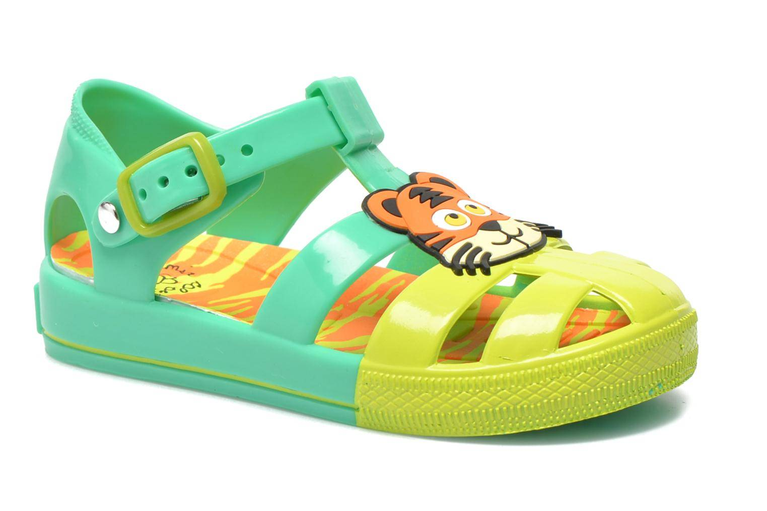 Colors of California - Jelly sandals TIGER by  -Sandaalit Lapsille  / Vihreä