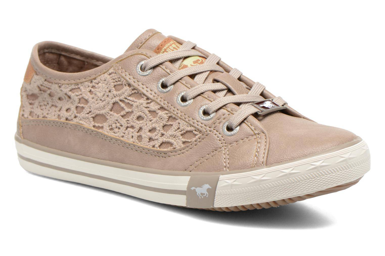 Mustang shoes - Hannah by  -Tennarit Lapsille  / Beige