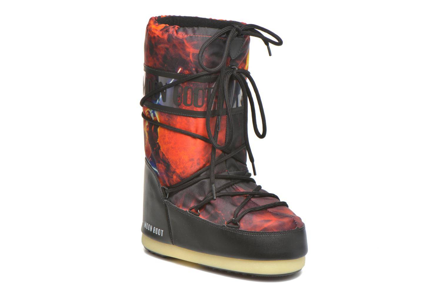 Moon Boot -  Star wars Jr Fire by  -Saappaat Lapsille  / Punainen